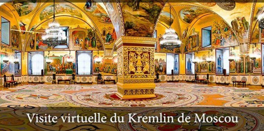 Visite virtuelle du kremlin de moscou - Obligation de visite du locataire ...